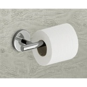 Toilet Paper Holder Polished Chrome Toilet Roll Holder Gedy 4224-13