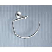 Towel Ring Modern Chrome Towel Ring Gedy 6570-13