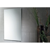 Vanity Mirror 20 x 32 Inch Polished Edge Vanity Mirror Gedy 2540-13