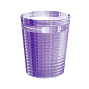 Waste Basket Free Standing Waste Basket Without Cover Available in Multiple Finishes Gedy GL09