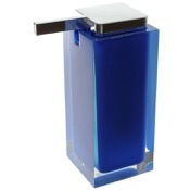 Soap Dispenser Square Countertop Soap Dispenser Gedy RA80