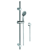 Handheld Showerhead Sliding Rail, Hand Shower, and Water Connection Gedy SUP1112