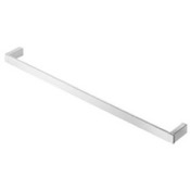 Towel Bar Chrome 32 Inch Towel Bar Geesa 3507-02-80