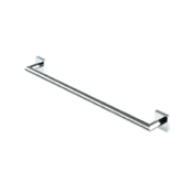 Towel Bar 26 Inch Chrome Brass Towel Bar Geesa 6807-02-60