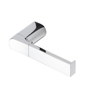 Toilet Paper Holder Rectangle Wall Mounted Chrome Toilet Paper Holder Geesa 4509-02