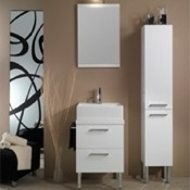 Bathroom Vanity 19 Inch Bathroom Vanity Set Iotti A12