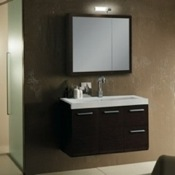Bathroom Vanity 38 Inch Bathroom Vanity Set Iotti LE1