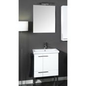 Bathroom Vanity 23 Inch Bathroom Vanity Set Iotti NS6