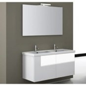 Bathroom Vanity 47 Inch Bathroom Vanity Set Iotti SE06