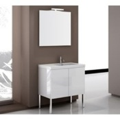 Bathroom Vanity 32 Inch Bathroom Vanity Set Iotti SE07