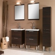 Bathroom Vanity 19 Inch Dual Bathroom Vanity Set Iotti L11