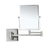 Makeup Mirror Double Face Wall Mounted Magnifying Mirror Nameeks AR7721