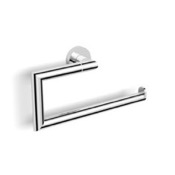 Towel Ring Polished Chrome Towel Ring Nameeks NNBL0042