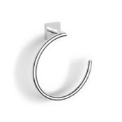 Towel Ring Polished Chrome Towel Ring Nameeks NNBL005