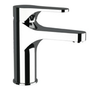 Bathroom Faucet Chrome Round Bathroom Sink Faucet Remer L11US
