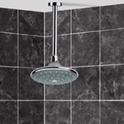 Shower Head Round Ceiling Mounted Shower Head with Arm Remer 347N-354PL