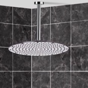 Shower Head Polished Chrome Ceiling Mounted Shower Head Remer 347N-359MMXL