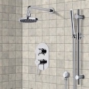Shower Faucet Shower System with 6