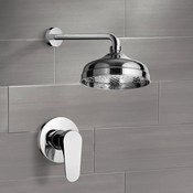 Shower Faucet Shower Faucet Set with 8
