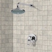 Shower Faucet Chrome Shower Faucet Set with 6