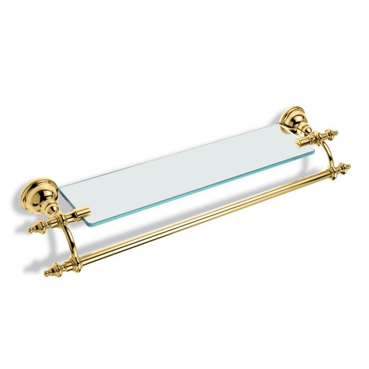 Cool Towel Bar With Glass Shelf Contemporary Bathtub For