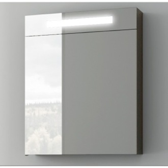 Medicine Cabinet 24 Inch Medicine Cabinet with Neon Light ACF S506