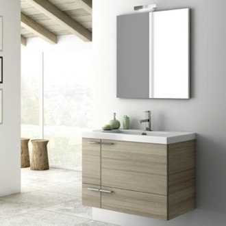 Bathroom Vanity 31 Inch Bathroom Vanity Set ACF ANS02
