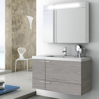 Bathroom Vanity 39 Inch Bathroom Vanity Set ACF ANS05