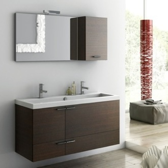 Bathroom Vanity 47 Inch Bathroom Vanity Set ACF ANS12