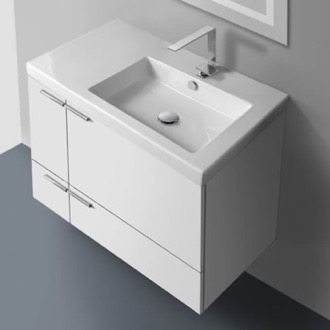 Bathroom Vanity 31 Inch Bathroom 2 Piece Vanity Set ACF ANS20