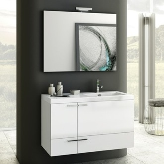 Bathroom Vanity 39 Inch Bathroom Vanity Set ACF ANS22