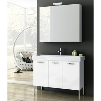 Bathroom Vanity 39 Inch Bathroom Vanity Set ACF C09