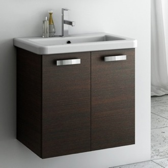 Bathroom Vanity 22 Inch Vanity Cabinet With Fitted Sink ACF CP08