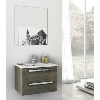 Bathroom Vanity 24 Inch Bathroom Vanity Set ACF DA01