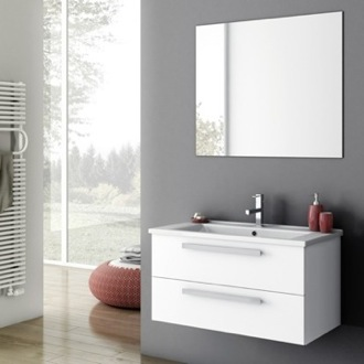 Bathroom Vanity 33 Inch Bathroom Vanity Set ACF DA02