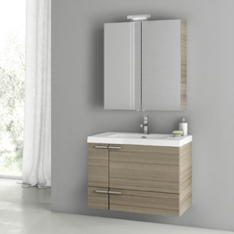 Bathroom Vanity 31 Inch Bathroom Vanity Set ACF ANS13