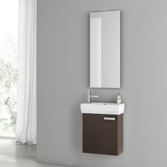 Bathroom Vanity 18 Inch Bathroom Vanity Set ACF C01