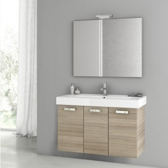 Bathroom Vanity 39 Inch Larch Canapa Bathroom Vanity Set ACF C44