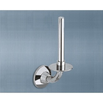 Toilet Paper Holder Chrome Spare Toilet Roll Holder Gedy 2724-02-13