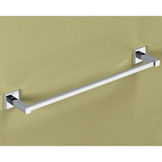 Towel Bar Polished Chrome 18 Inch Towel Bar Gedy 6921-45-13