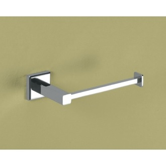 Toilet Paper Holder Polished Chrome Toilet Roll Holder Gedy 6924-13
