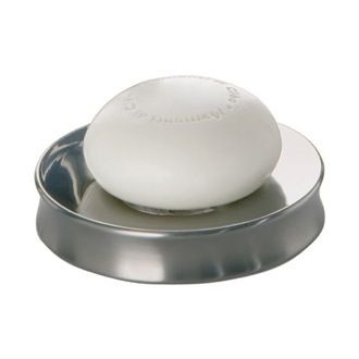 Soap Dish Round Stainless Steel Soap Dish Gedy PR11-21