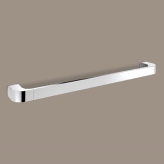 Towel Bar 22 Inch Modern Chrome Towel or Grab Bar Gedy 3221-55-13