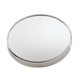 Makeup Mirror 3x Wall Mounted Magnifying Mirror with Suction Cups Gedy CO2020-13