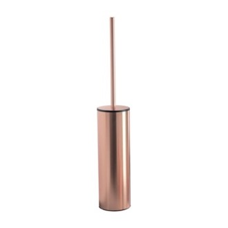 Toilet Brush Rose Gold Floor Standing Toilet Brush Gedy EE33-15