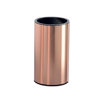 Toothbrush Holder Rose Gold Finish Free Standing Toothbrush Holder Gedy EE98-15