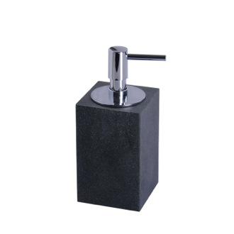 Soap Dispenser Square Free Standing Soap Dispenser Available in Multiple Finishes Gedy OL80