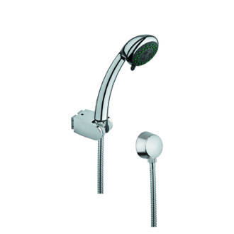 Handheld Showerhead Personal Hand Shower with Hose and Brass Water Connection Gedy SUP1053