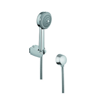 Handheld Showerhead Personal Hand Shower with Water Connection and Hose Gedy SUP1056