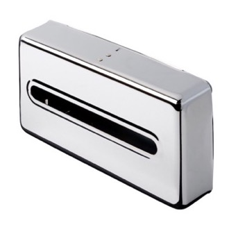 Tissue Box Cover Chrome Surface Tissue Box Cover Geesa 121